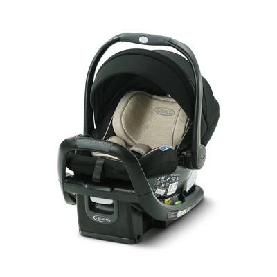 Graco SnugRide SnugFit 35 DLX Infant Car Seat with Anti-Rebound Bar