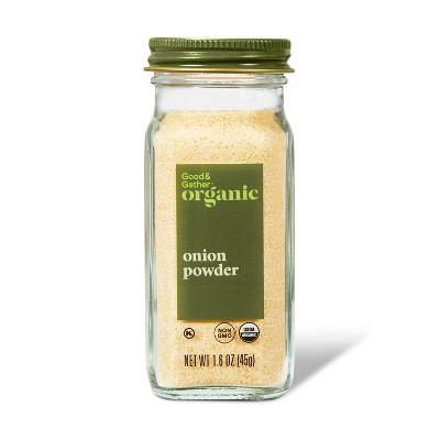 Organic Onion Powder - 1. 6oz - Good & Gather™