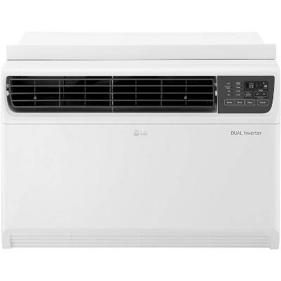 LG Electronics 14,000 BTU 115V Dual Inverter Window Air Conditioner LW1517IVSM with Wi-Fi Control
