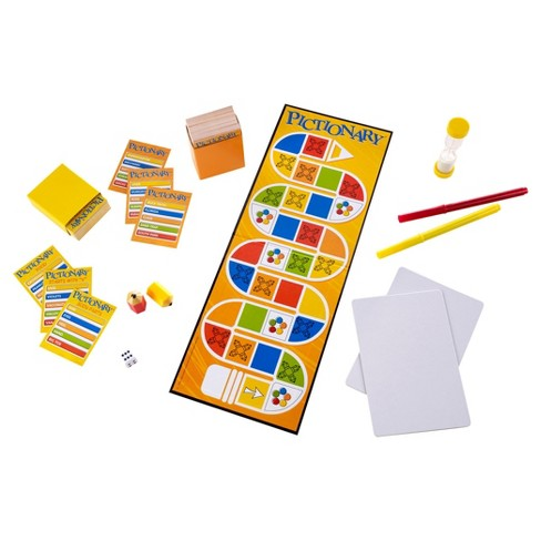 Pictionary Board Game : Target