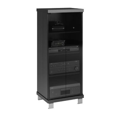 Media Storage Cabinet CorLiving