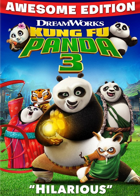 Kung Fu Panda 3 (DVD + Digital Copy) - image 1 of 1