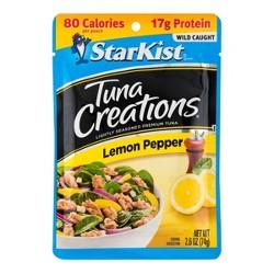 StarKist Tuna Creations Lemon Pepper Pouch - 2.6 oz