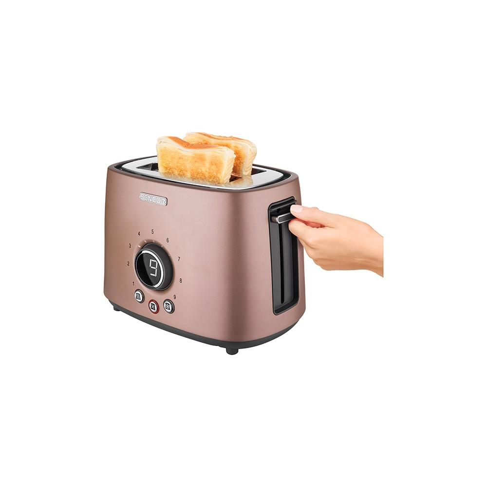 Sencor Metallic 2 Slice Toaster – Pink 54279457
