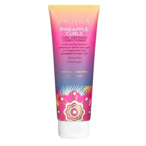 Pacifica Pineapple Curls Curl Defining Conditioner - 8 fl oz - image 1 of 2