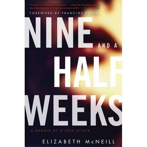 Nine and a Half Weeks - (P.S.) by  Elizabeth McNeill (Paperback) - image 1 of 1