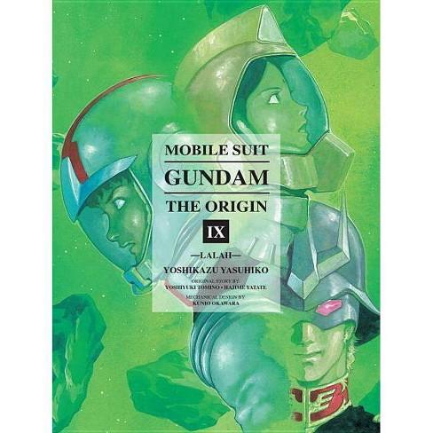 Mobile Suit Gundam: The Origin, Volume 9 - by  Yoshikazu Yasuhiko (Hardcover) - image 1 of 1