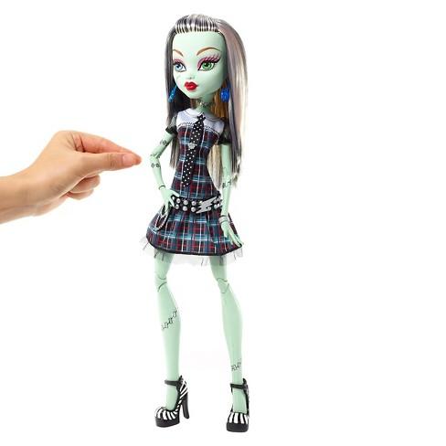 monster high 17 inch frankie stein doll target