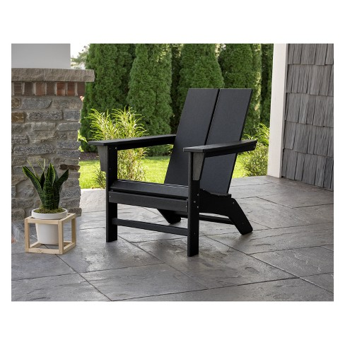 St. Croix Contemporary Adirondack Chair - POLYWOOD - image 1 of 3
