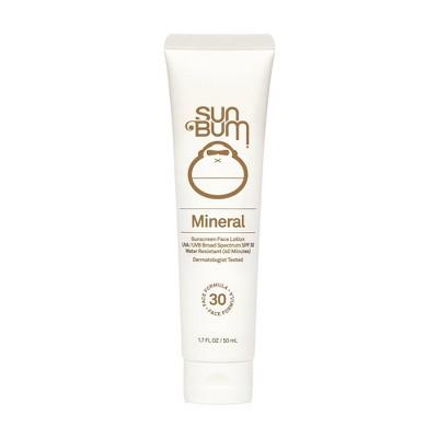 Sun Bum Mineral Face Sunscreen Lotion - SPF 30 - 1.7 fl oz