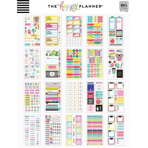 Teacher Sticker Pack - The Happy Planner