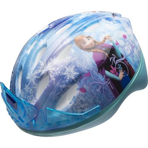 Frozen 3D Tiara Child Bike Helmet