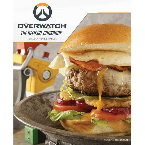 Overwatch: The Official Cookbook - by  Chelsea Monroe-Cassel (Hardcover) - image 1 of 1