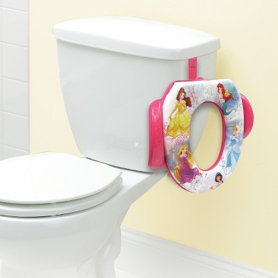 Ginsey Home Solutions Potty with Hook - Disney Princess