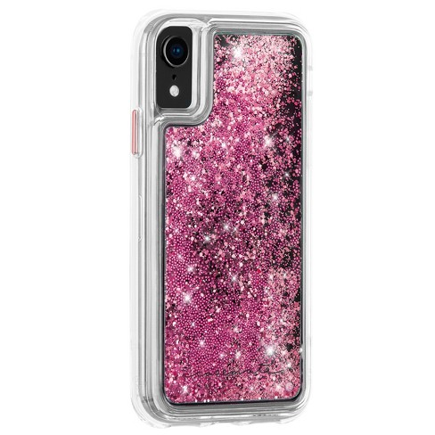 best loved a2558 af420 Case-Mate Apple iPhone XR Waterfall Case - Rose Gold