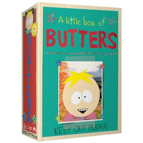 South park:Little box of butters (DVD) - image 1 of 1