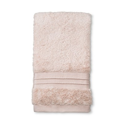 Spa Solid Hand Towel Spa Peach - Fieldcrest®