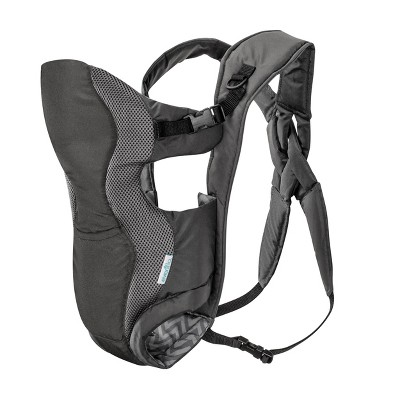 Evenflo Breathable Carrier - Gray Chevron