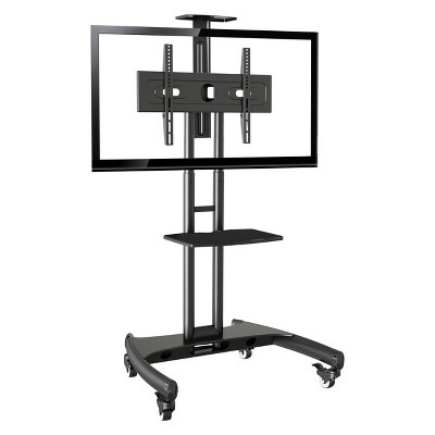 Standard Flat Panel TV and AV Cart - Rocelco
