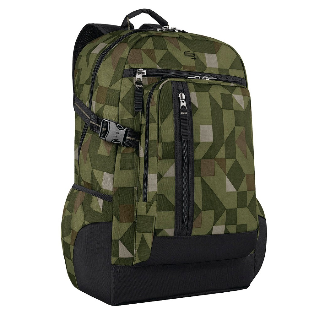 Low Price Solo 18 Warp Backpack Gray RedGrey