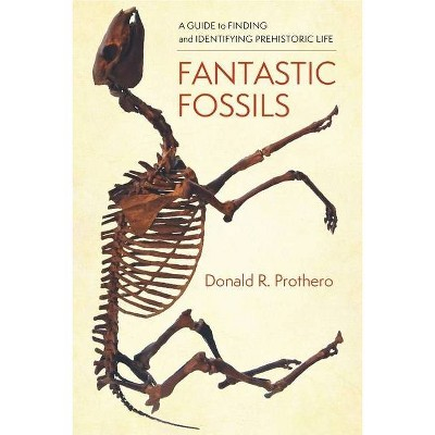Fantastic Fossils - by  Donald R Prothero (Hardcover)
