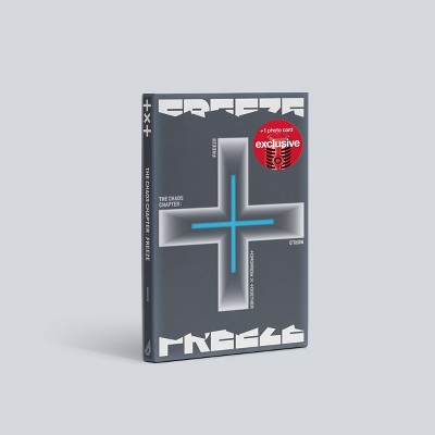 TOMORROW X TOGETHER - The Chaos Chapter: FREEZE (Target Exclusive, CD)