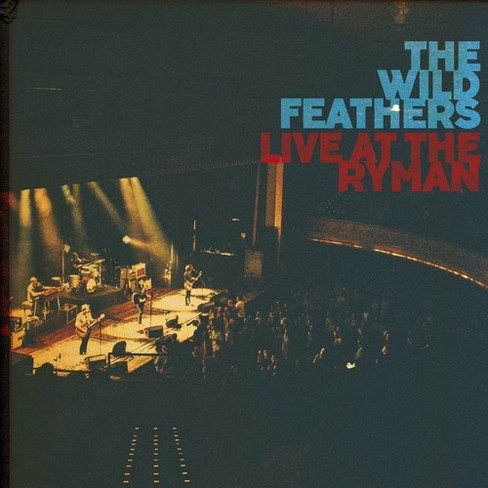 Wild Feathers - Live At The Ryman (CD) - image 1 of 1