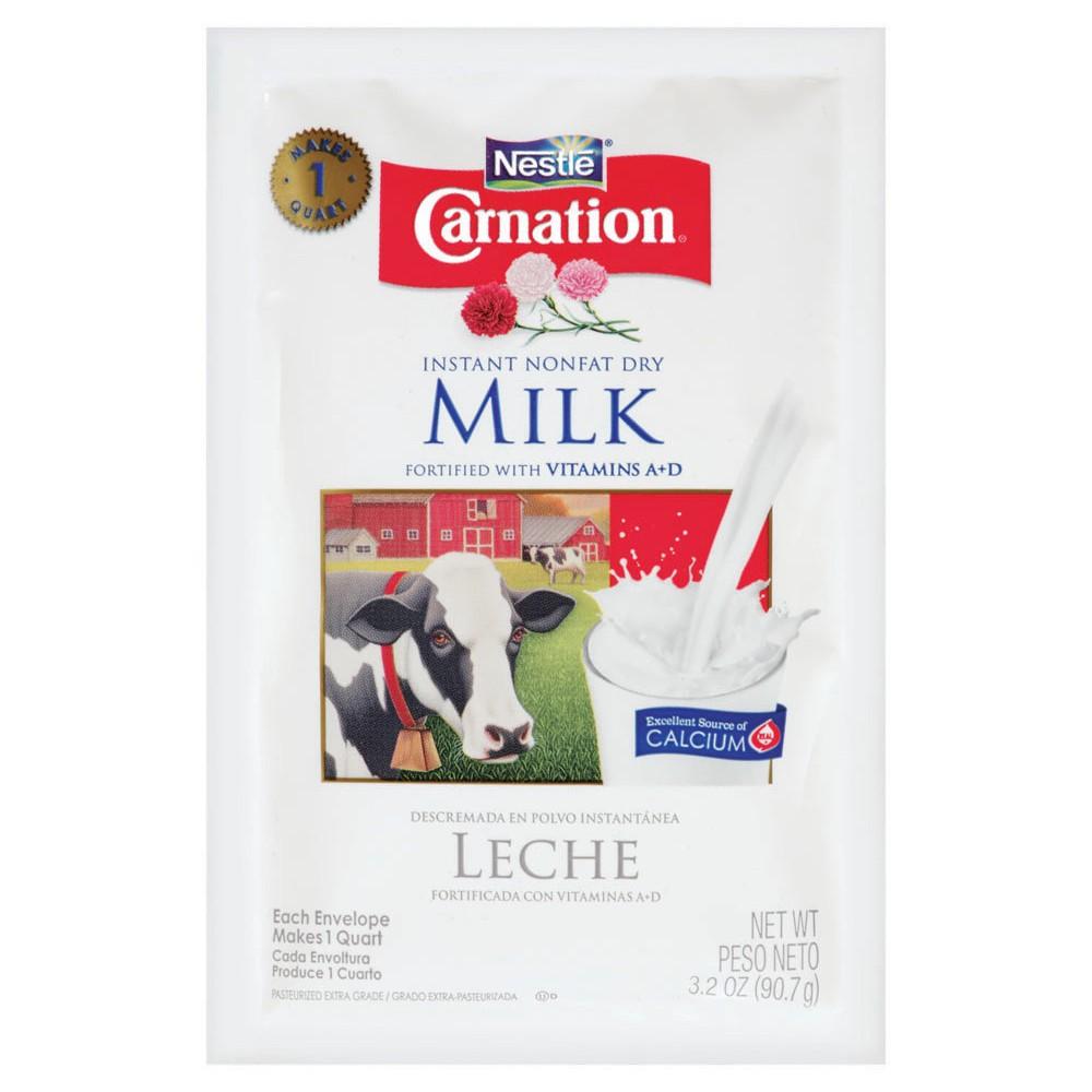 Nestle Carnation Instant Nonfat Dry Milk 3.2 oz
