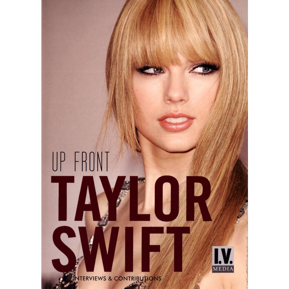 Taylor Swift:Up Front (Dvd)