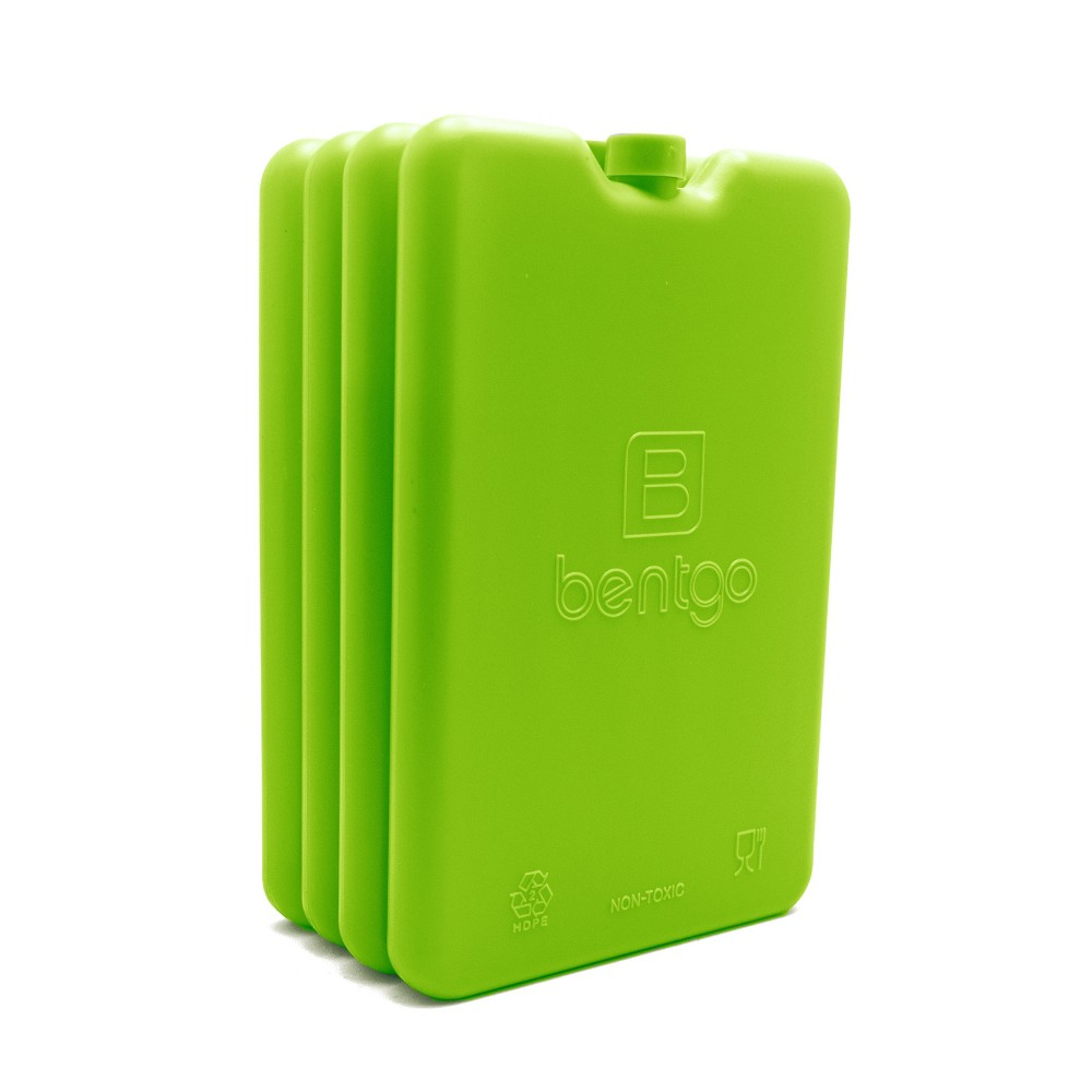 Image of Bentgo Ice Lunch Chillers 4pk - Green