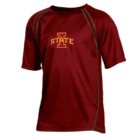 Iowa State Cyclones Boy's Impact Poly Performance T-Shirt - image 1 of 1