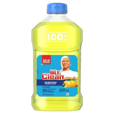 Mr. Clean Summer Citrus Liquid Antibacterial - 45 fl oz