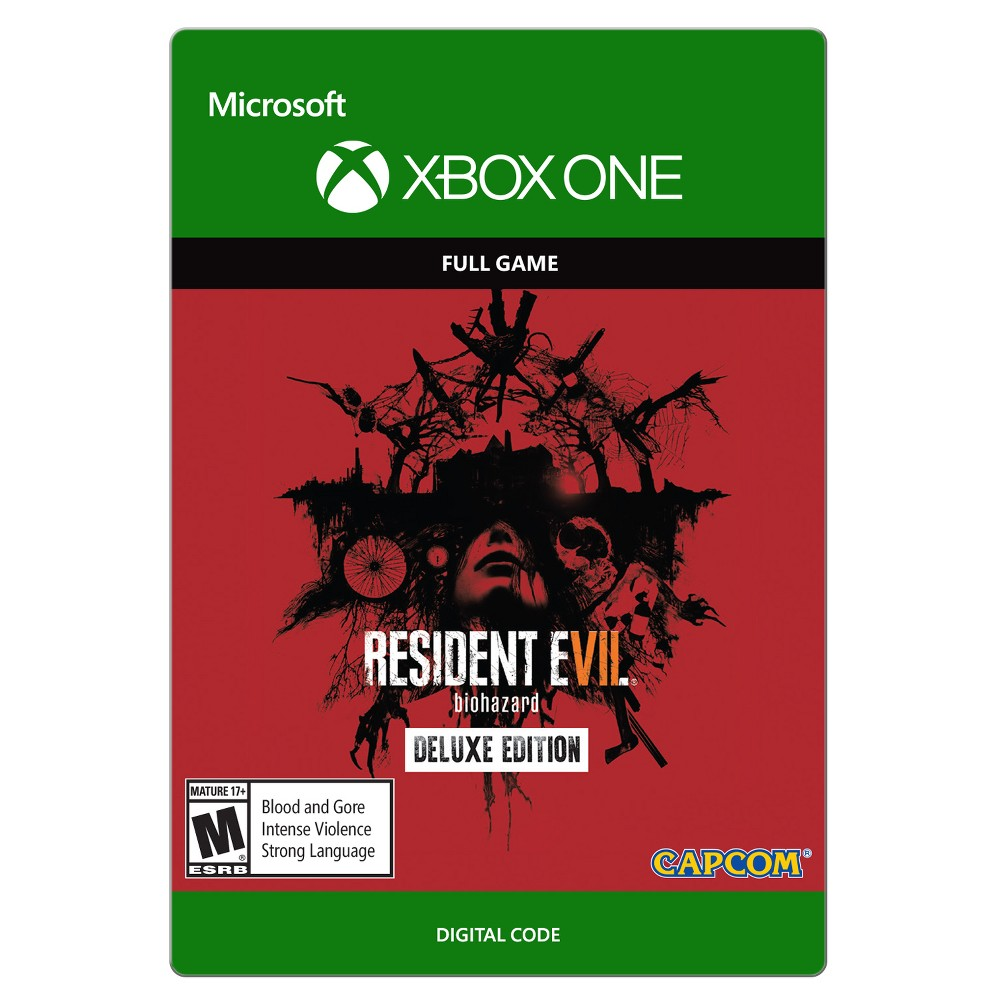 Resident Evil 7: Biohazard Deluxe Edition - Xbox One (Digital)
