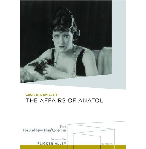 Affairs Of Anatol (DVD) - image 1 of 1