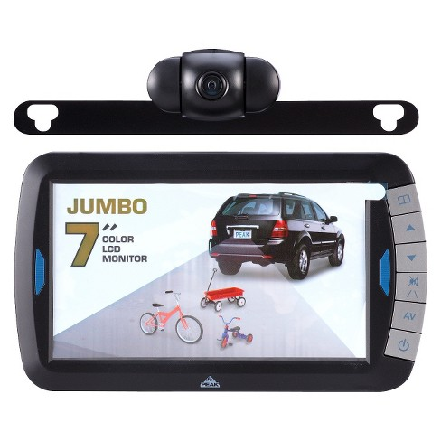 "PEAK 7"" Backup Camera Kit - image 1 of 1"