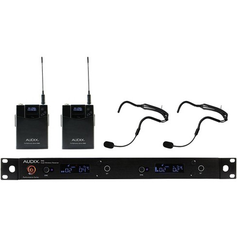 Audix AP42 HT2 Dual Headset Wireless System - image 1 of 2