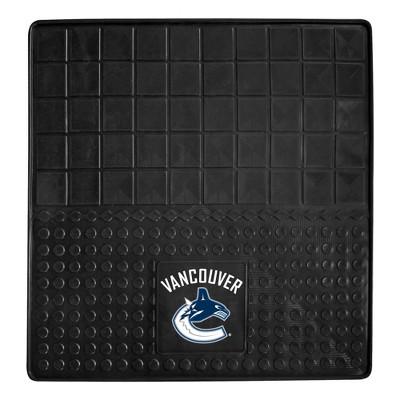 NHL Vancouver Canucks Heavy Duty Vinyl Cargo Mat
