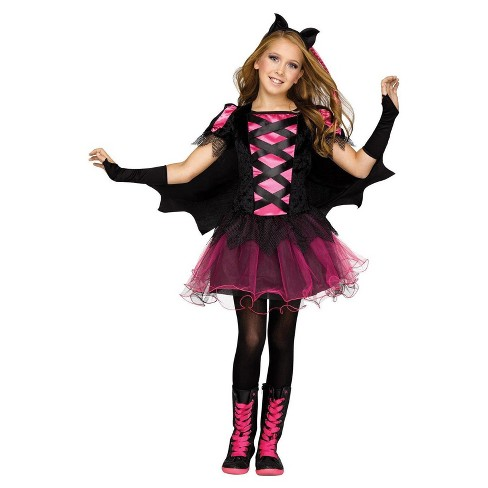 Girls Bat Queen Costume - image 1 of 1