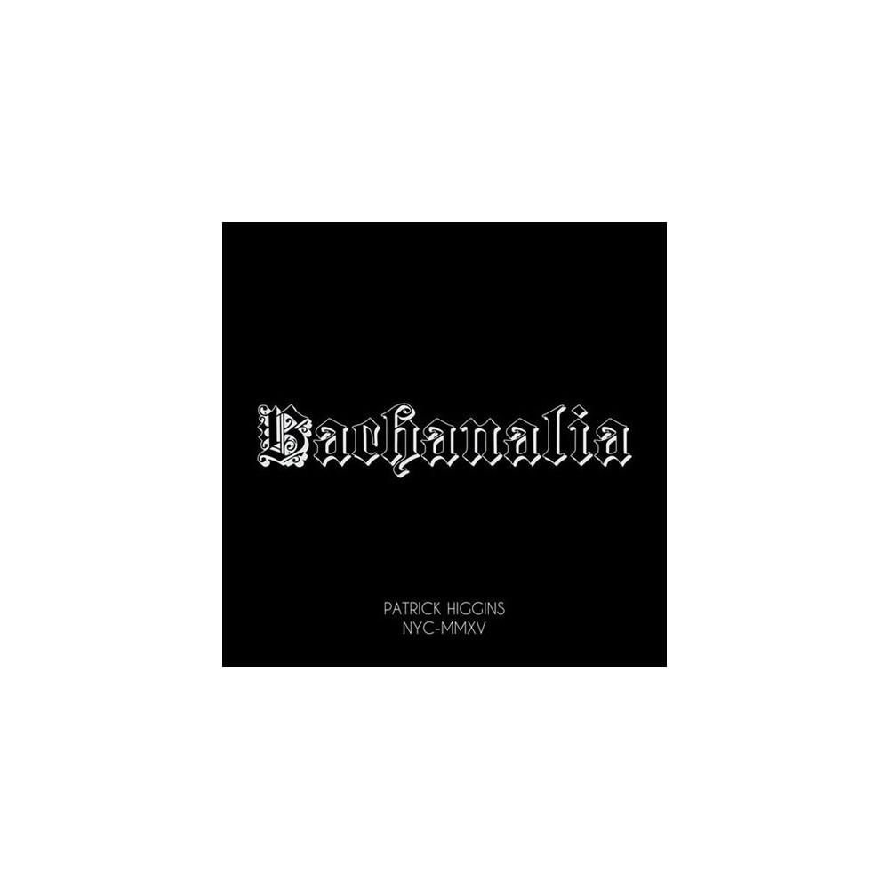 Patrick Higgins - Bachanalia (Vinyl)