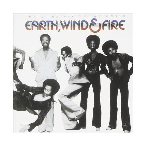 Wind  Earth &  Fire - That's The Way Of The World (Vinyl) - image 1 of 1