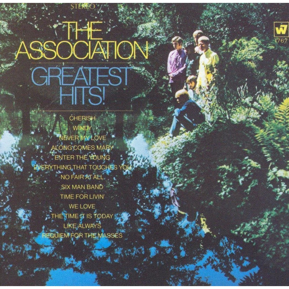 Association - Greatest Hits (CD)