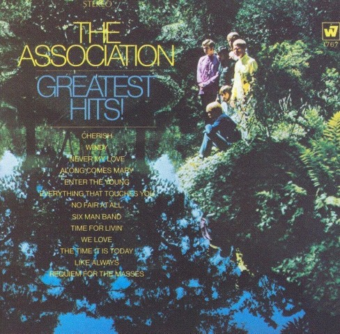 Association - Greatest Hits (CD) - image 1 of 1