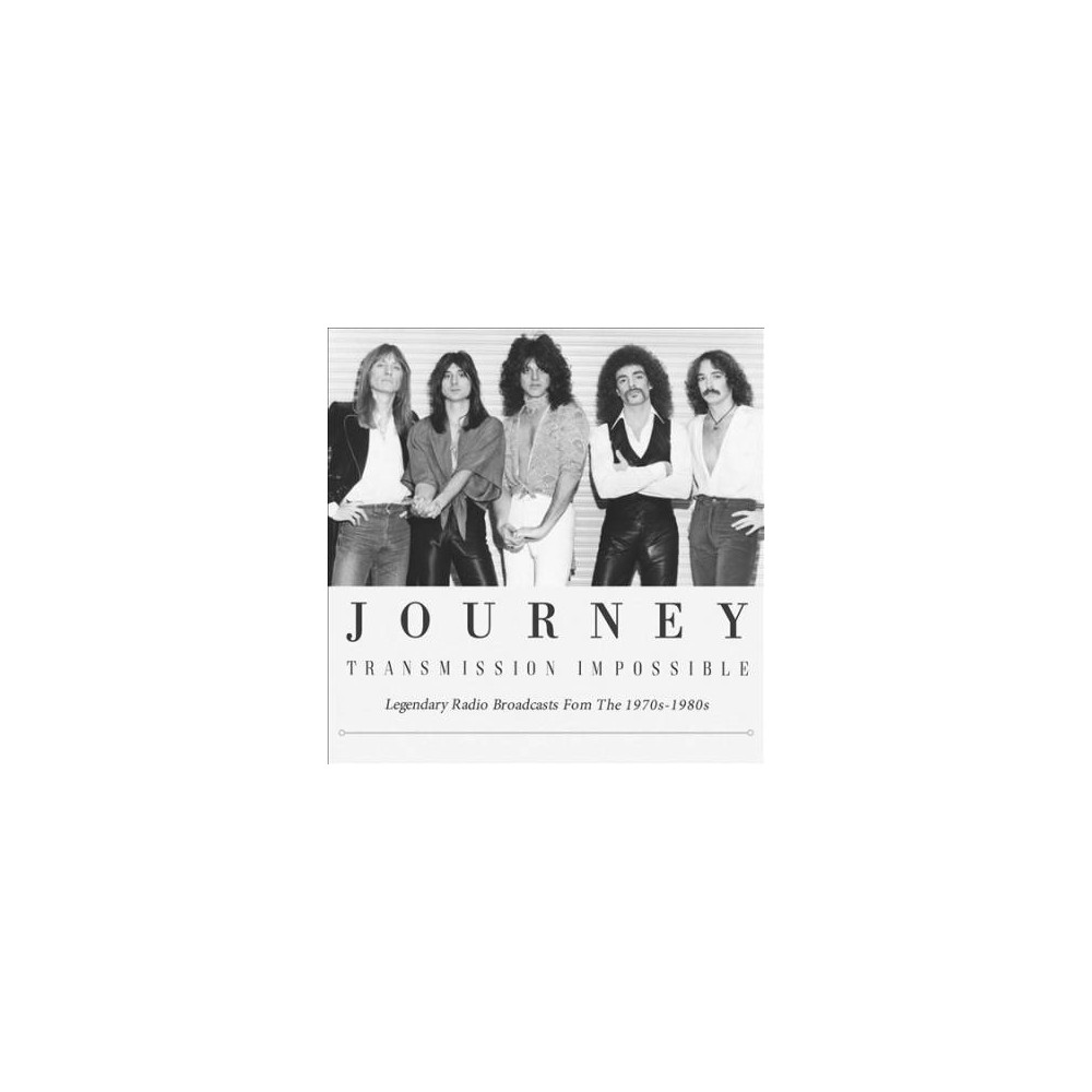 Journey - Transmission Impossible (CD)