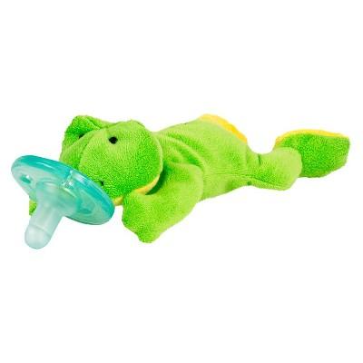 WubbaNub® Frog Pacifier - Green