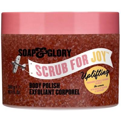 Soap & Glory Scrub For Joy Body Polish - 10.1 fl oz