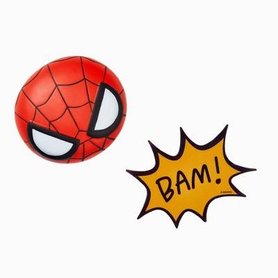2pk Writing Set Eraser & Pencil Sharpener Spider-Man - Yoobi™
