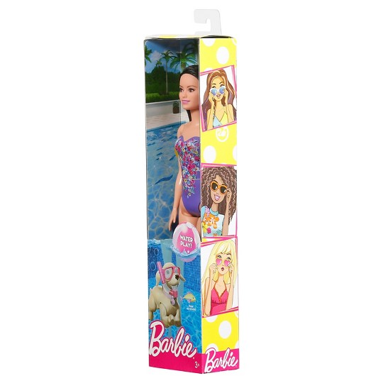 Barbie Beach Teresa Doll, fashion dolls image number null