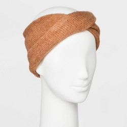 Women's Knit Headband - Universal Thread™ One Size