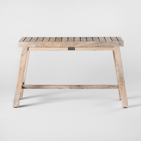 Wood Bench Smith Hawken