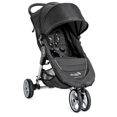 Baby Jogger City Mini™ Single Stroller - Black